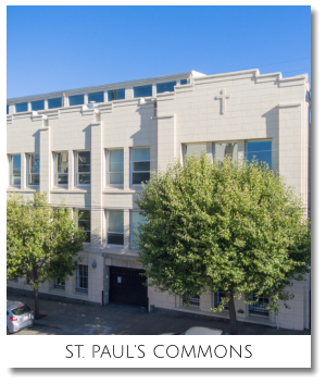 ST. PAUL'S COMMONS